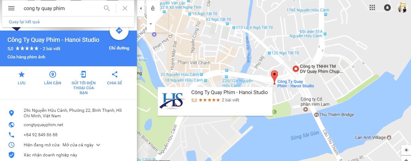 Quay Phim Hồ Chí Minh